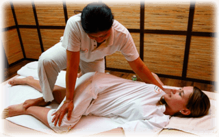 Thai-massage i Kungsängen